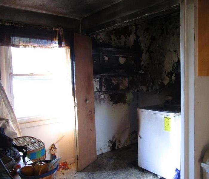 Dryer Fire in Decatur, IL