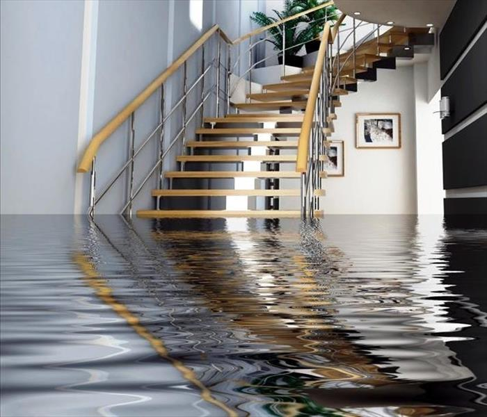 Water Damage Did you know there are different types of water!