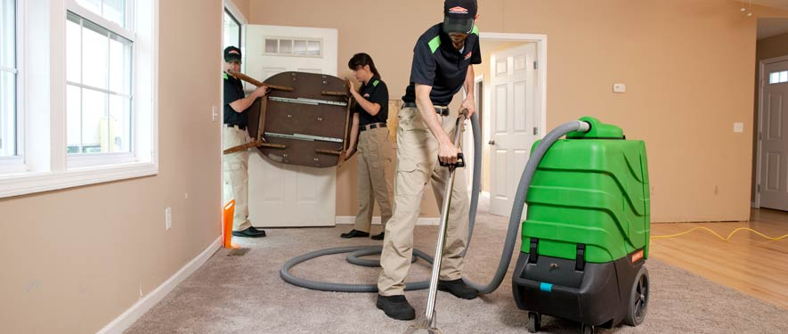 Decatur, IL residential restoration cleaning